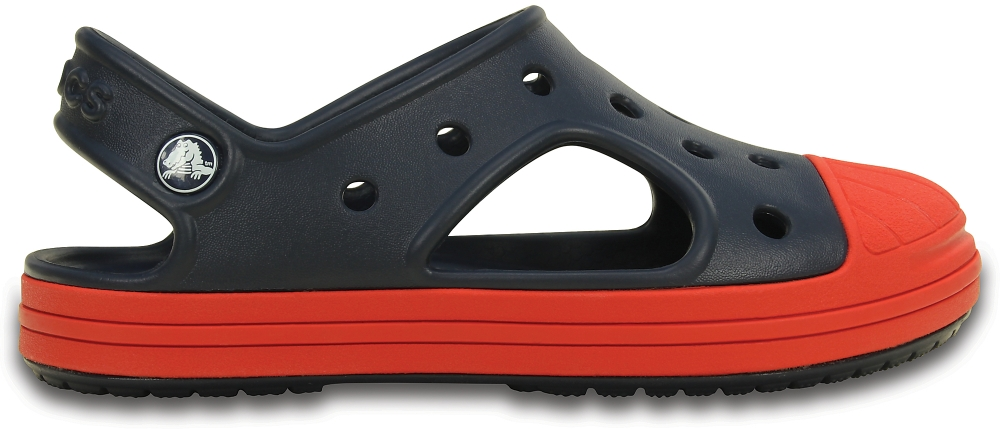 фото Crocs Bump It Sandal K в интернет-магазине Magicmama.ru